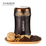 ANMER-CG-8120-Moulin--caf-lectrique-pour-les-Grains-NoixPoivre-pices-semences-de-caf-et-autres-Super-efficace-avec-200-watts-en-20-secondes--chaque-meulage-lames-en-acier-inoxydable-0