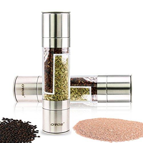 Moulin-sel-et-poivre-2-en-1-OVOS-Moulin–poivre-rglable-en-cramique-mcanisme-en-cramique-design-en-acrylique-Argent-0-1