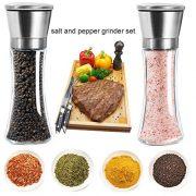 oobest-Moulin--Poivre-Manuel-Moulin--Sel-et-Epices-en-Inox-Robuste-Portable-avec-Broyage-Ajustable-Pour-Cuisine-Repas-Plat-Table-Lot-de-2-Moulins-0-3