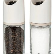 KitchenGet-Moulin--sel-et-Poivre-Moulins-Solides-Avec-Broyeur-en-Cramique-Ajustable-Ensemble-de-2-155-ml-Chacun-0